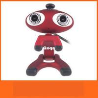 Wholesale PC Laptop USB D Webcam Skype MSN Video Chat Web Camera D glasses