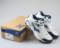 Lace-Up volleyball - Professional volleyball shoe badminton volleyball shoes training shoes chromophous plus size shoes
