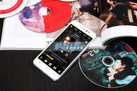 Wholesale JIAYU G4C Inch IPS Screen Quad Core MTK6582 Android cell Phone black white Silicone Case JIAYU G4