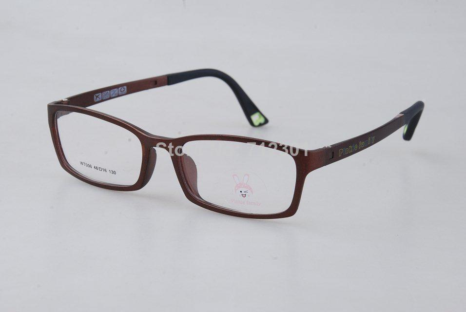 strong safety student plastic steel eyeglasses frame