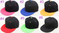 Cheap Ball Cap Baseball Hats Best 6 colors Man Snapback Hat