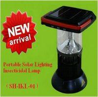 Wholesale Solar Insecticidal Light Solar pest control LED energy saving lamps eliminate mosquito
