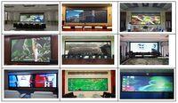 Wholesale DLP HD intelligent no splicing large screen