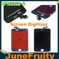 For Apple iPhone LCD Screen Panels Iphone 5 5g lcd screen replacement  High quality For iphone 5 5G LCD Replacement Touch Screen Display Digitizer 10pcs Free Shipping
