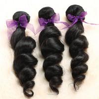 Cheap Peruvian Hair virgin peruvian hair Best Loose Wave queensofhair virgin human hair