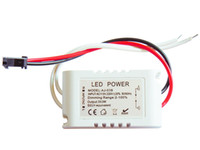Wholesale X3W W Dimming Led Driver Waterproof Dimmer AC V V V DC MA For W Leds
