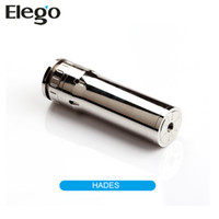 Wholesale 2014 newest mechanical mod stainless steel hades mod clone Mechanical Mod Clone E Cigarette Hades Mod Battery Body