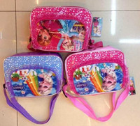 DHL Free Frozen Adventure Pouch Bag Frozen Bags Children Fas...