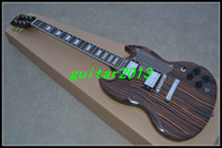 Cheap Solid Body electric guitar Best 6 Strings Mahogany standard Guitar