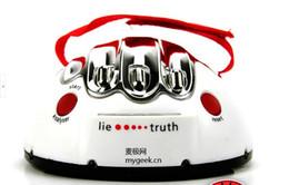 Air de poste de la Chine! Cool Gadget électronique Détecteur de mensonge de choc électrique Choc menteur