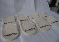 Wholesale The Original Pandora Jewelry Pouches Pandora Velvet Bags Pandora Paper Handbag Bracelets Pouches Earing Pouch Beads Pouches Velvet Pouches