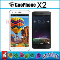 "Quad Core 5. 0"" OTG Goophone X2 MTK6582 Adroid Cell Phone..."
