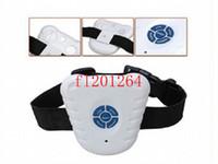 Wholesale DHL Fedex Ultrasonic Anti Bark Stop Control Barking Dog Collar Adjustable stretch Pacakge by PP bag