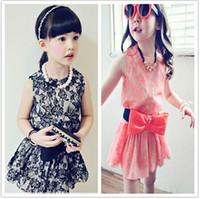 Cheap TuTu children clothing Best Summer TUTU summer dress