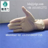 Wholesale Powdered Powder Free Examination Disposable Latex Gloves