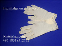 Wholesale latex exam gloves for hospital