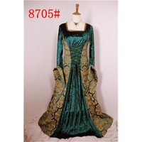 Women beautiful people tv - Vintage Medieval Gown Costumes for Cosplay Elegant Beautiful Pretty Fabric Cloak Costumes Cross Belt Fancy Dress