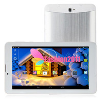 7Inch 3G Tablet PC MTK8312 Dual Core Android 4. 2 Phone Call ...