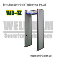 Handheld under vehicle inspection system - Walk Through Metal Detector WD Z Underground metal detector Under vehicle inspection system