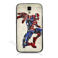 Cheap For Samsung Spider Man Best TPUPC 10 pcs each For Galaxy I9200 Case