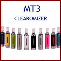 Electronic cigarette MT3 atomizer e cigarette EVOD MT3 clear...