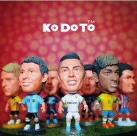 Wholesale New arrival brand KODOTO Soccer Doll Global souvenirs Kodoto New Season Soccer Stars Pvc Figure amp toys amp model