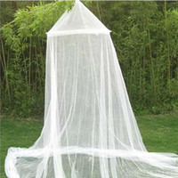 King Circular fancyqube ELEGANT ROUND LACE INSECT BED CANOPY NETTING CURTAIN DOME MOSQUITO NET OUTDOOR HG-00346