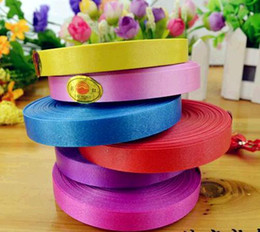 Wholesale The balloon ribbon tie bind rope balloons Flowers gift packaging manufacturer cm meters