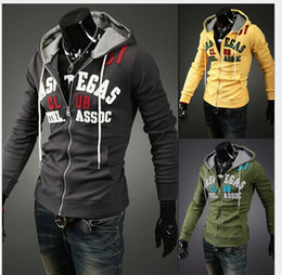 Free shipping! Man's Fashion long sleeves Hoodies & Sweatshirts hQW02
