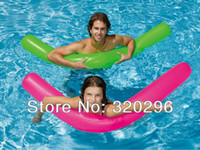 Wholesale INTEX Twisty Tubes Swimming Pool Inflatable Noodle Toy Intex