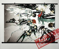 Wholesale D gray man decorative painting poster scroll paintings fabric painting