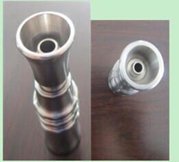 Wholesale -Grade 2 titanium domeless nail 60pcs of 14mm Female 18mm Female each 30pcs