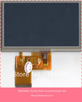 mio - 4 inch KD43G18 TB A2 KD43G18 TB KD43G18 KD43G18 TB A9 for Mio Moov M410 GPS lcd screen display touch screen digitizer