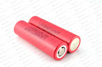 Wholesale Vape TNT UPS Rechargeable Li on Battery HE2 ICR18650HE2 mah Amp High Drain Battery