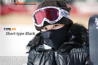 Wholesale face mask ski snowboard motorcycle face mask bicycle masks bike face masks neck warm outdoor sports masks