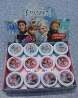 Wholesale 2014 Hot Promotion Box Frozen Children s cartoon Pencil Sharpeners stationery Gift