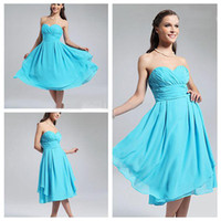 Cheap Bridesmaid Dresses Turquoise 2014 | Free Shipping Bridesmaid ...