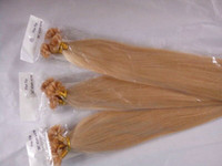 "Indian Hair #24 Straight Hot selling 26""italian keratin flat tip hair pre-bonded human hair extensions 100g pack #24 indian remy hair free shipping"