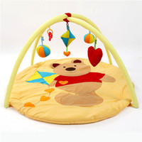 0-2 years old animal rug kids - Baby music Educational Multicolor toys cute cartoon animal carpet for month new kids educational sitting play crawling floor rugs mats