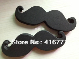 Wholesale 500pcs Party Necessary Paper Straws Decoration Black Mustache Unique Products For amp Retail With Lower Cost Price