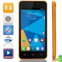 Unlocked Smart Doogee VALENCIA DG800 4. 5 inch Android 4. 4 IP...