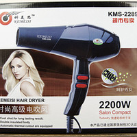 Wholesale hot F2601 KMS Professional cold wind power home salon hair dryer hair dryer cylinder