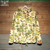 Wholesale 2014 fashion men s clothing Lok Japanese national wind retro hippie jacket men s wear on both sides
