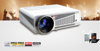 Wholesale Android HD Projector Lumens LED D Support WiFi home theater Projector