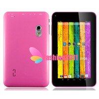 Newest 7'' A23 Q88 Dual Core Tablet PC Android 4. 2 512MB RAM...