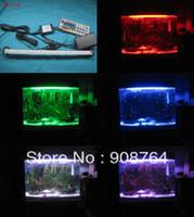 aquarium tank - L006 fish tanks LED variable colors cm bulbs Aquariums lamp