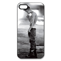 For Apple iPhone apple pops - Cool New Pop Idols Justin Bieber Boy Protective Hard Plastic Mobile Phone Shell Case Cover For Iphone S S C up