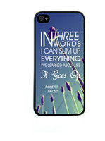 For Apple iPhone apple words - Luxury In three words i can sum up everything Hard Plastic Mobile Protective Phone Case Cover For Iphone S S C up