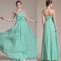 Reference Images Pleats Sleeveless Lime Green Maid of Honor Formal Ball Gowns Cheap Strapless Mint Turquoise 2014 Vintage Coral Long Bridesmaids Bridesmaid Dresses Beach Dress