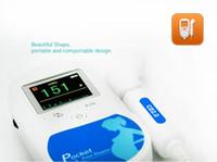 Wholesale CONTEC Fetal Doppler Prenatal Heart Monitor Color Display Sonoline C MHz